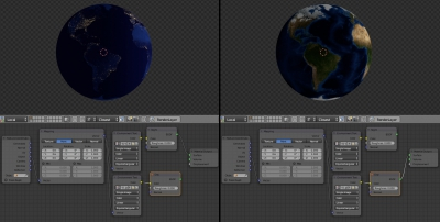 "Setting ""day"" and ""night"" textures"