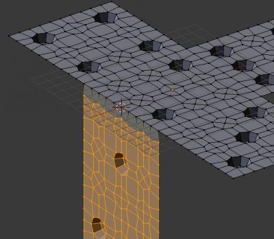 Поворот стороны кубика