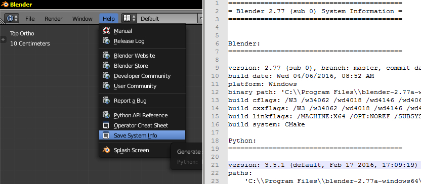 Using external IDE PyCharm for writing Blender scripts