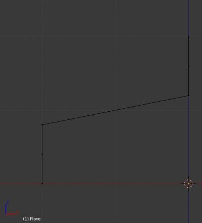Формирование части профиля резьбы